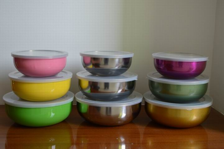 3 pcs food container set